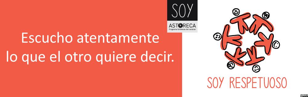 Escucho atentamente lo que el otro quiere decir - Soy Astoreca